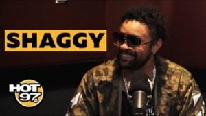 """Shaggy Talks """"wah Gwaan?!,"""" Jamaica & More On Ebro In The Morning"""
